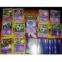 Cartas Pokemon Tipo Base Psíquico