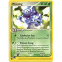 Carta Pokemon Weezing
