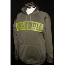 Poleron Columbia Talla L Omni-heat® Heat Up Graphic