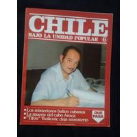 Chile Bajo La Unidad Popular Fasciculo Que Pasa N° 6