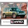Barras De Techo Inno In-fr Para Jeep Patriot