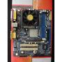 Mb Asrock K7s41gx + Athlon 2000 + Cooler Original.