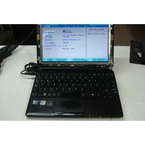 Pantalla-placa-teclado Netbook Toshiba Nb505-spo115ll-desarm