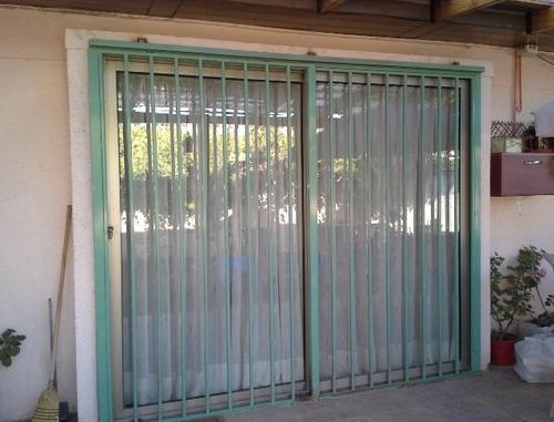Rejas correderas para ventanas diseo de ventanas rejas for Ventanales elevables