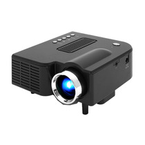 Mini Proyector Led 40 Lumenes Hdmi / Av In / Usb / Sd / Vga