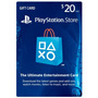 Psn Card 20 Usd - Playstation Network Card