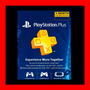 Psn Card Playstation Network Plus 3 Meses Oferta !!!