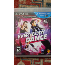 Juego Ps3 Everybody Dance