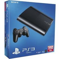 Sony Play Station 3 Ps3 250gb + Juego De Regalo