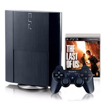 Sony Play Station 3 (ps3) 500 Gb + The Last Of Us - Prophone