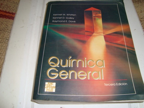 Quimica General Whitten Quimica General Kennet w