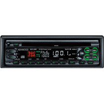 Panel De Radio Kenwood Kdc-316s - Cd - (45wx4) - Buen Estado