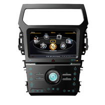 Radio Dvd Gps Ipod Touch Ford Explorer 2012-2014