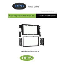 Consola Para Radio Doble Din Suzuki Grand Nomade - Vitara