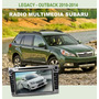 Radio Multimedia Subaru Legacy / Outback 2010-2014 Con Gps