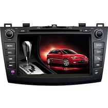 Radio Touch Dvd Gps Bluetooth Ipod New Mazda 3