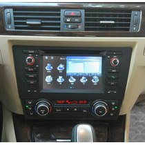 Radio Touch Dvd Gps Bluetooth Ipod Bmw Serie 3 E90