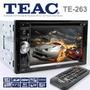 Teac Te 268 Gps Panel Desmontable