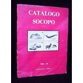 Catálogo Socopo 1985/86 Sellos Postales De Chile / Filatelia
