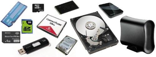 Recuperación De Datos Desde Discos Pendrives Cd Memorias