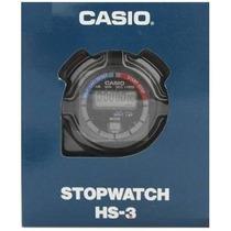 Cronometros Casio Hs 3v Ofertas