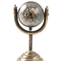 Reloj Skeleton Decorativo Para Escritorio