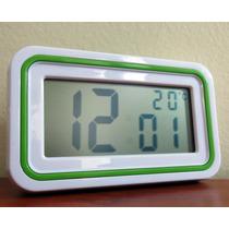 Reloj Parlante Digital Multifunción - Hora + Temperatura
