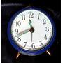 Reloj Despertador Vintaje Miniatura West Germany Blessing