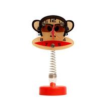 Reloj De Mesa Morph Ape Spring Diseño Simio Mono