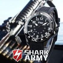 Reloj Militar Con Correa De Silicona $19900