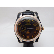Reloj Longines Masonic (1907 - 1909)