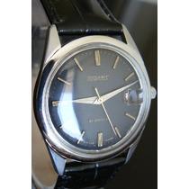 Reloj Automatico Suizo Tugaris 35mm 21 Rubis Años 70-80