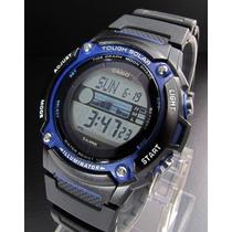 Relojes Casio Solares Ws 210 / Pesca Y Navegacion Ofertas
