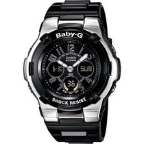 Reloj Casio Baby-g Digital Y Analogo 100 Metros