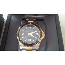 Vendo Reloj Victorinox Suiss Army Maverick Verde-dorado
