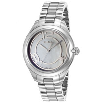 Reloj Luxury Ebel Onde Stainless Steel Mother Of Pearl Dial
