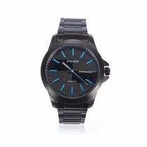 Reloj Análogo Hombre Wilon 1070 Azul