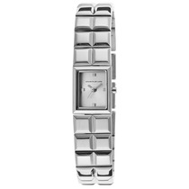 Reloj Kenneth Jay Lane Es 3200 Series Silver-tone Stainless
