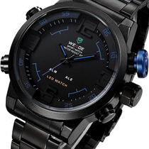 Exclusivo Reloj Militar Weide Sports Varios Colores
