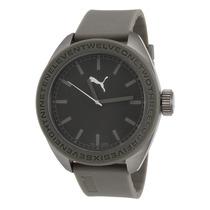 Reloj Puma Grey Silicone And Dial - Hombre