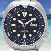 Reloj Seiko Prospex Tortuga Automático 200mtrs