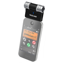 Tascam Im2 Micrófono Grabadora Para Iphone Ipod & Ipad.