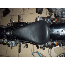 Asiento Para Moto Chopper O Bobber ( A Pedido )