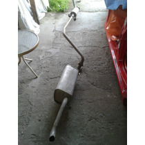 Base Multiple:catalico-tubo De Escape-silenciador Aveo 2009