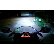 Kit Bi Xenon Para Moto De 6000k(luz Blanca)