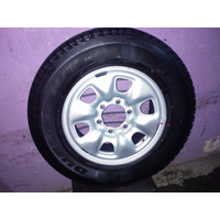 Neumáticos Y Llantanuevo Toyota Hilux,,aro 16 R 205 Original