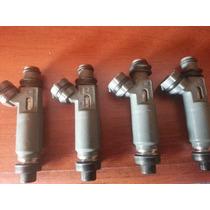 Mazda 323 Inyectores De Combustible 195500-3110