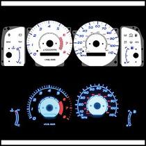 Fondo De Tablero Blanco Toyota Corolla 1998-00 !!