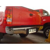 Parachoque Trasero Toyota Hilux 2007 Al 2015 Nuevo Sin Us