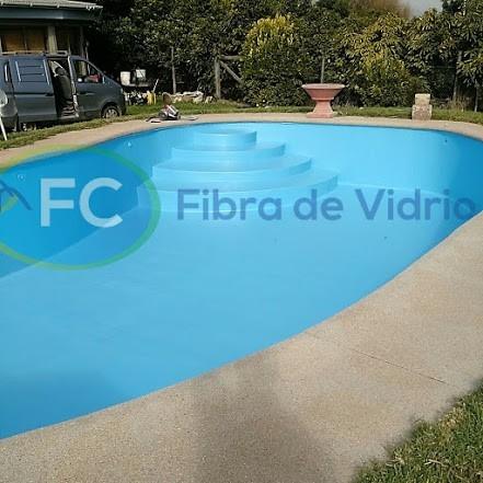 Revestimientos de piscinas con fibra de vidrio estaci n - Revestimientos de fibra de vidrio para paredes ...